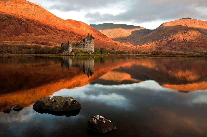 Kilchurn Castle, Scotland (1)