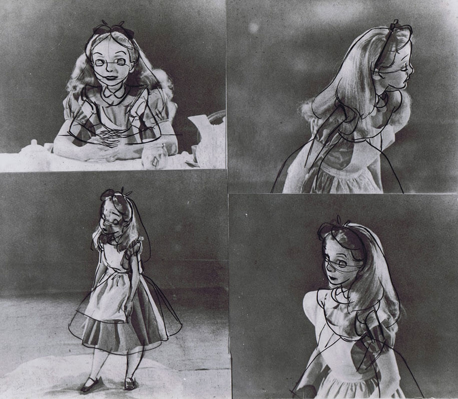 alice-in-wonderland-behind-the-scenes-animators-kathryn-beaumont-888