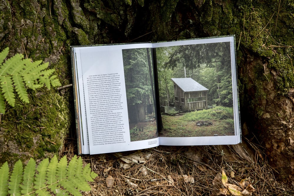 cp  bk 4920 - A New Book Celebrates the 200 Most Fascinating and Innovative Cabins