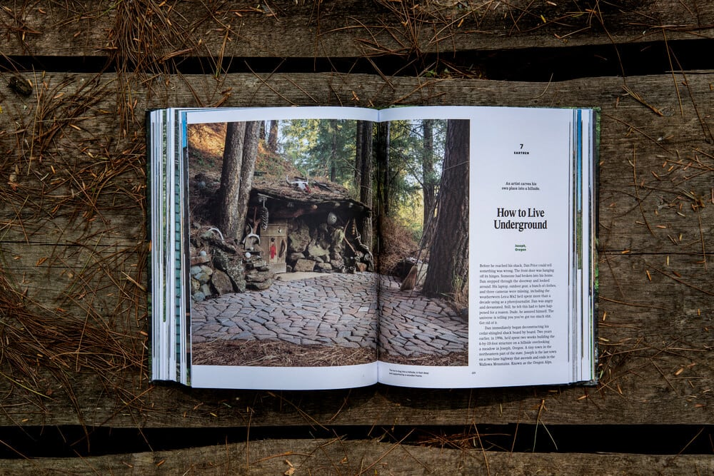 cp  bk 4929 - A New Book Celebrates the 200 Most Fascinating and Innovative Cabins