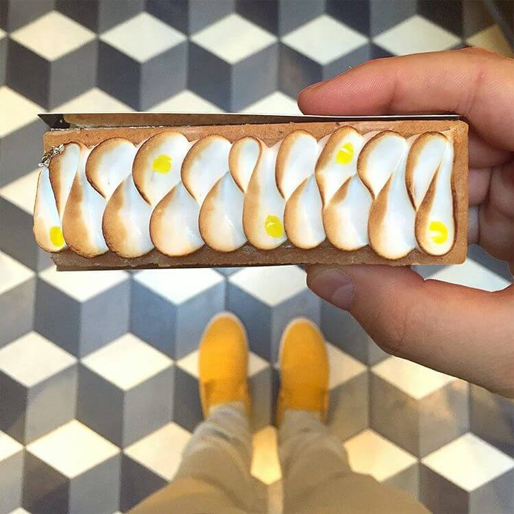 Lemon Meringue Tart By Un Dimanche À Paris