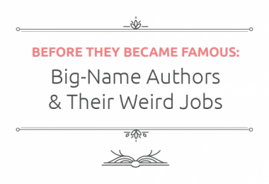 famous writers weird jobs