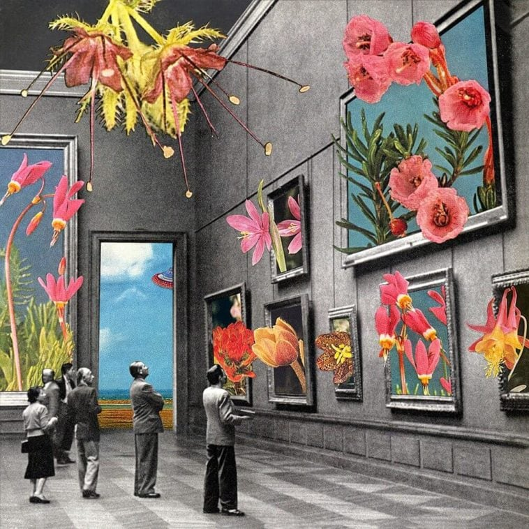 New Surreal Collages by Eugenia Loli -collages