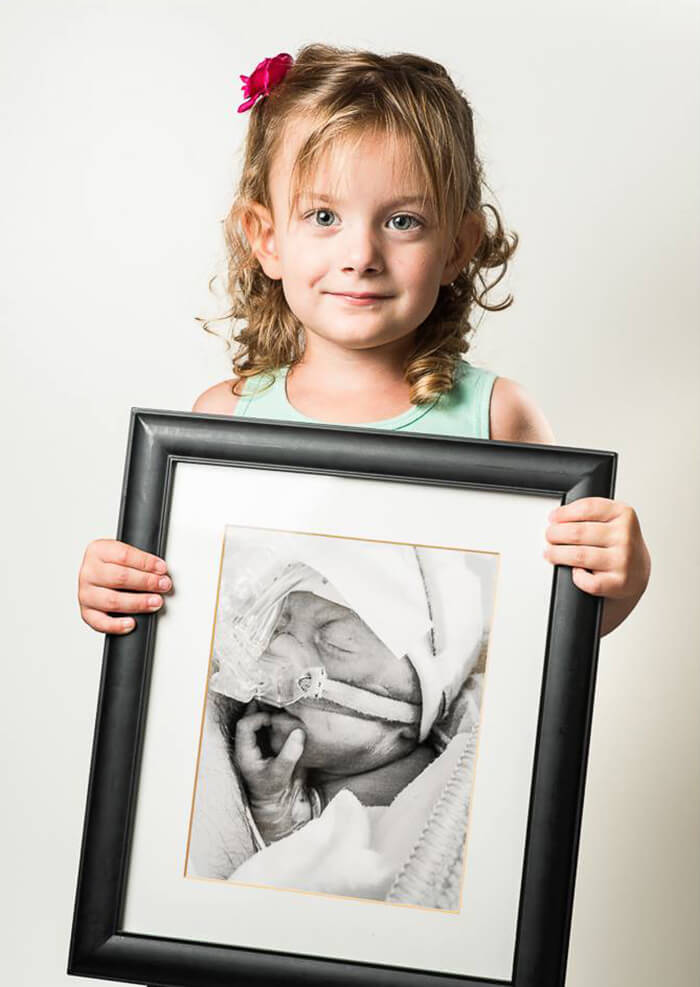 Inspiring Before-and-After Portraits Of Premature Babies -portrait photography