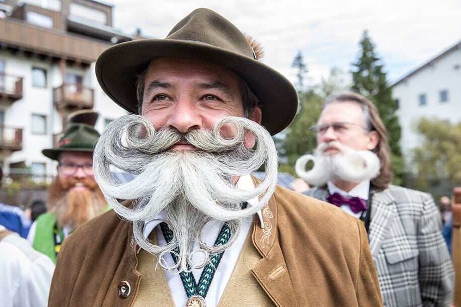 world beard moustache championship austria 11 - World's Best Beards And Moustaches From 2015 Championship