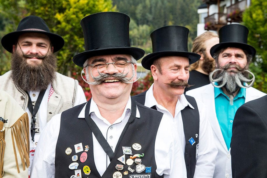 world beard moustache championship austria 12 - World's Best Beards And Moustaches From 2015 Championship
