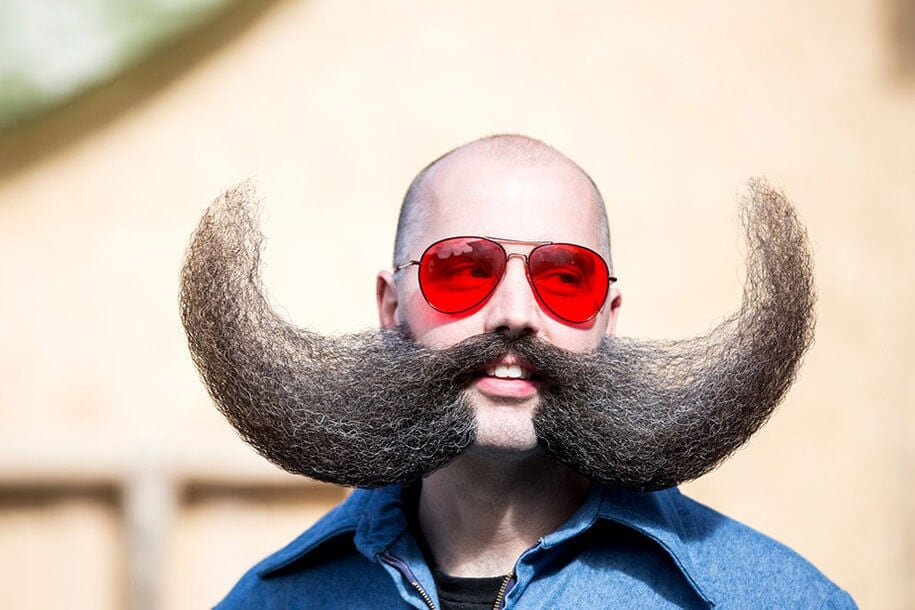 world beard moustache championship austria 14 - World's Best Beards And Moustaches From 2015 Championship