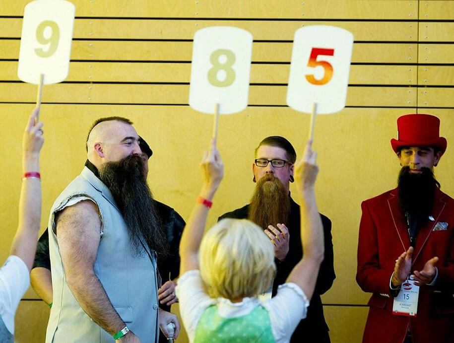 world beard moustache championship austria 15 - World's Best Beards And Moustaches From 2015 Championship
