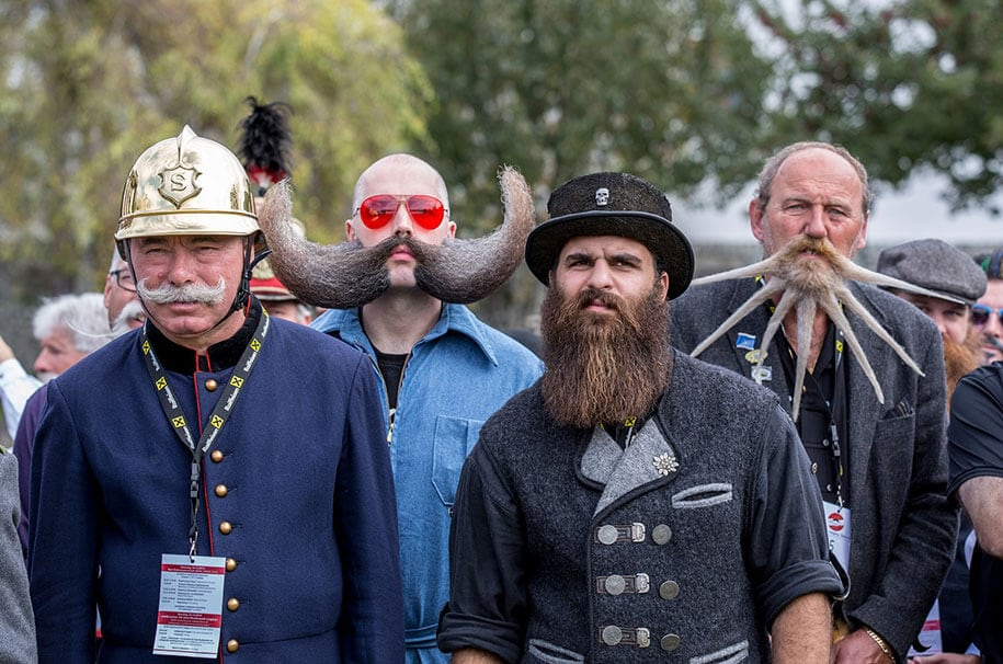 world beard moustache championship austria 3 - World's Best Beards And Moustaches From 2015 Championship