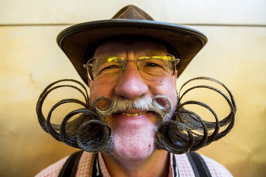 world beard moustache championship austria 7 - World's Best Beards And Moustaches From 2015 Championship