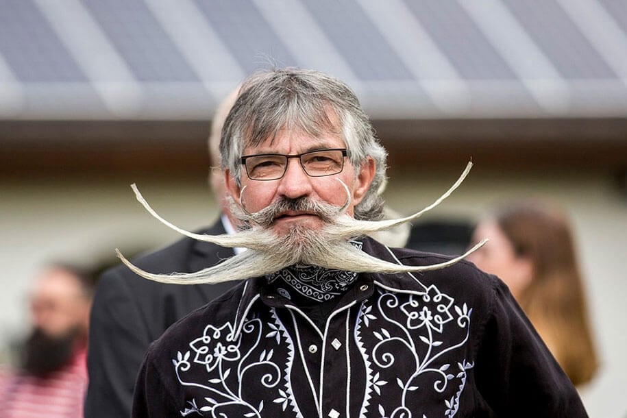 world beard moustache championship austria 9 - World's Best Beards And Moustaches From 2015 Championship