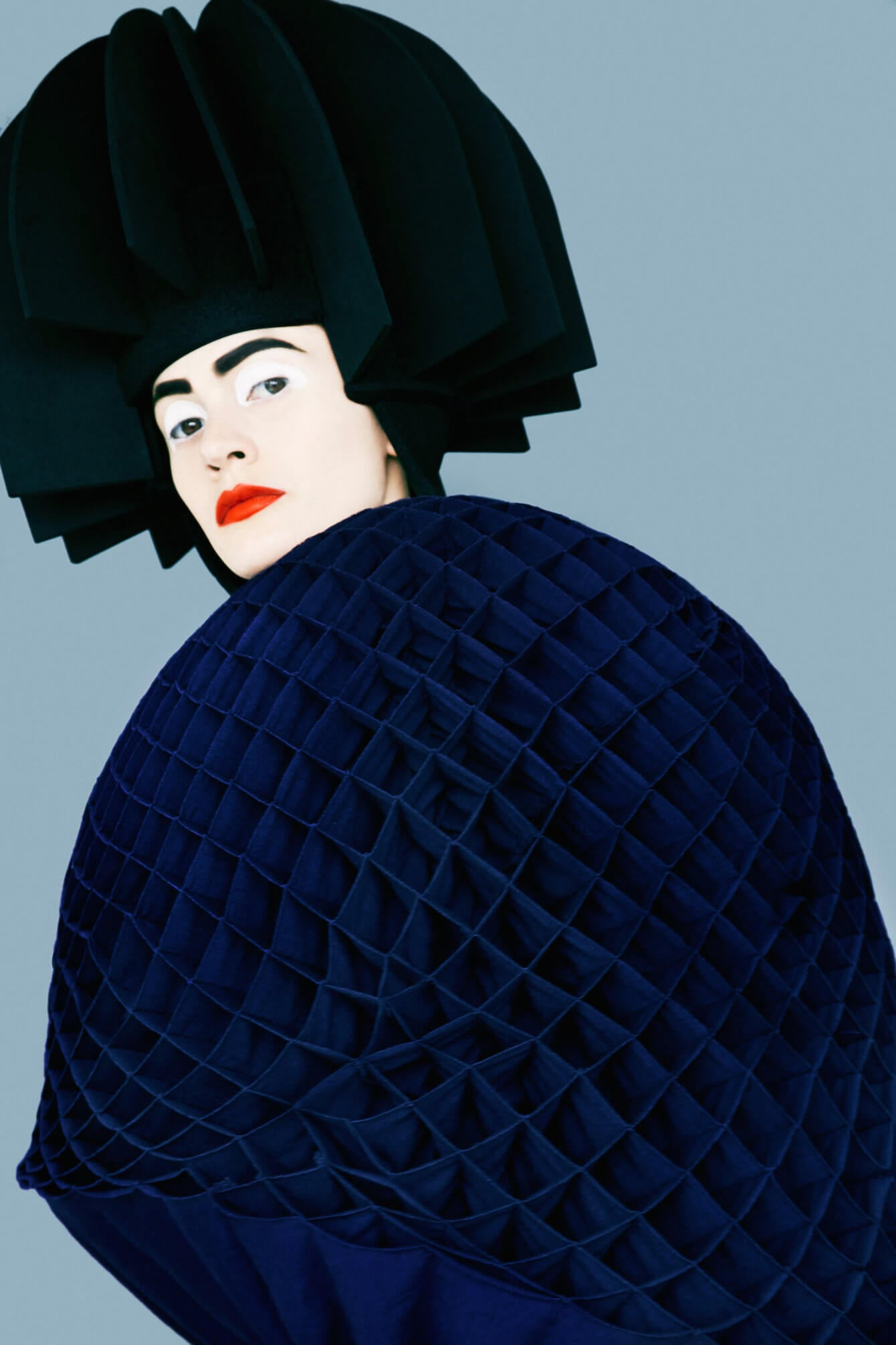 Fashion Portraits By Erik Madigan Heck -model