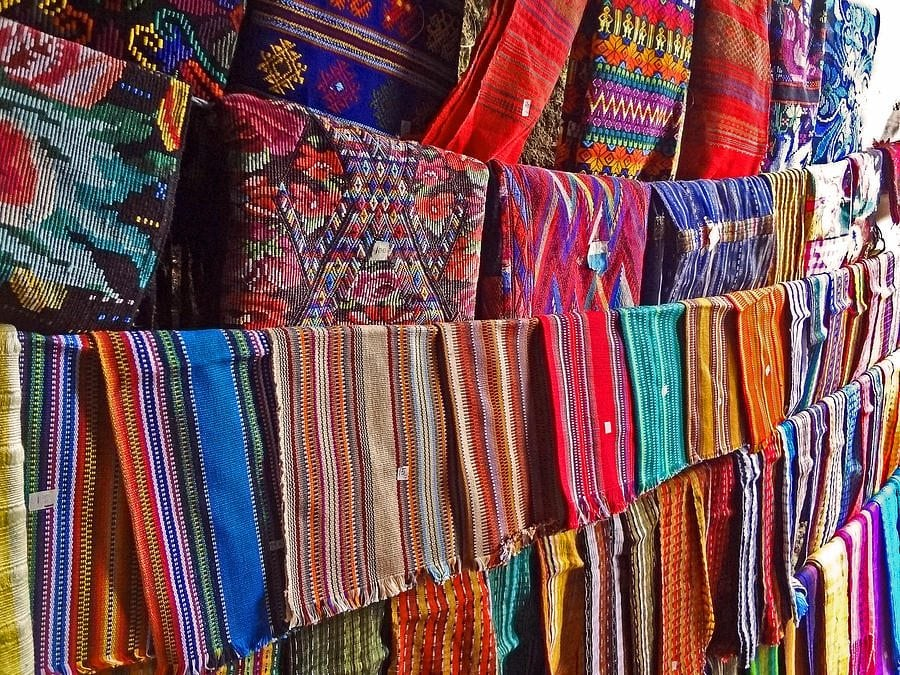 guatemalan fabrics - 7 Interior Design Trends You'll Certainly See in 2016