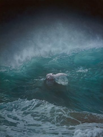 Photorealistic Paintings Of Nature By Joel Rea -paintings, hyper-realistic