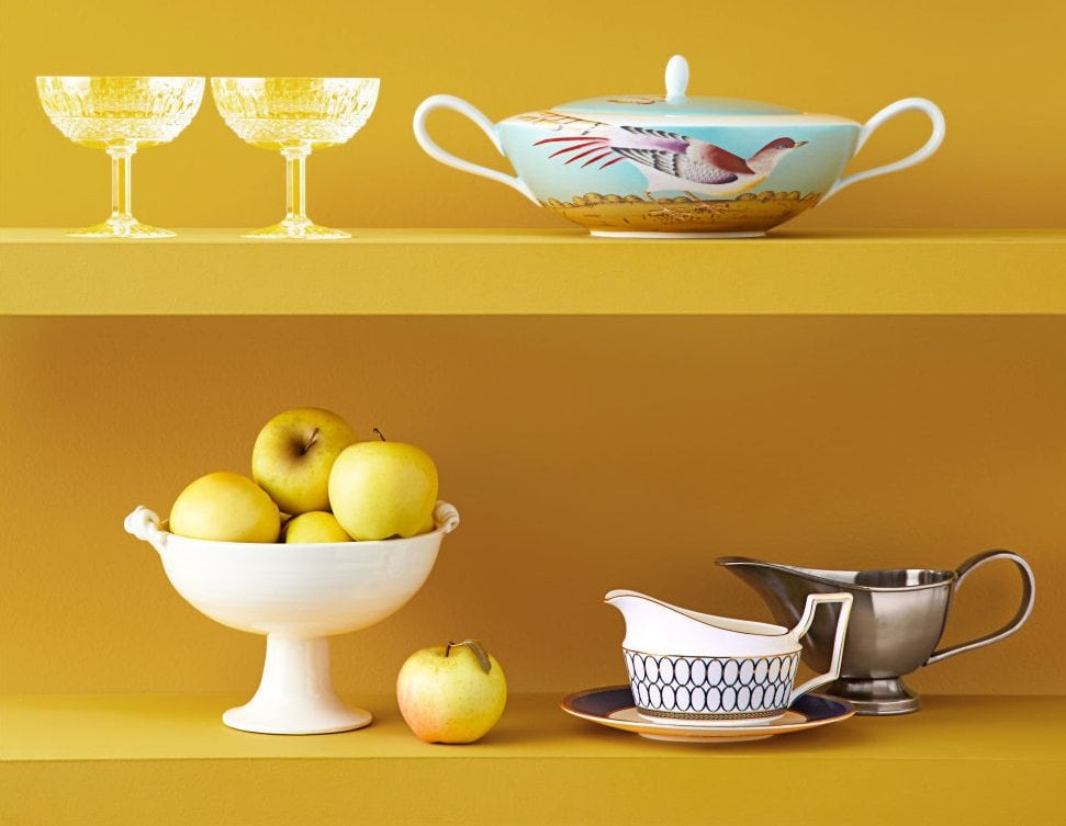 tableware - 7 Interior Design Trends You'll Certainly See in 2016
