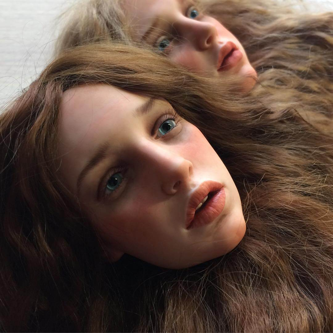 hyper realistic dolls michael zajkov fy 11 - Michael Zajkov Makes Amazingly Realistic Doll Faces That Will Make Your Skin Shiver