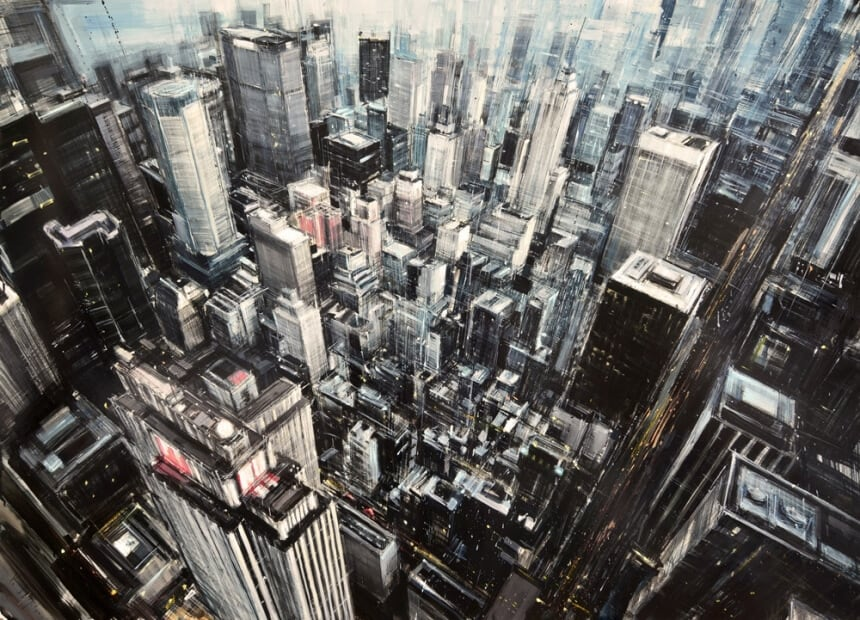 214ac1f7f40521c9b23abac4ace3a5cf706b56f1 860 - Blurred Cityscapes that Depicts The Pulse of a Metropolis