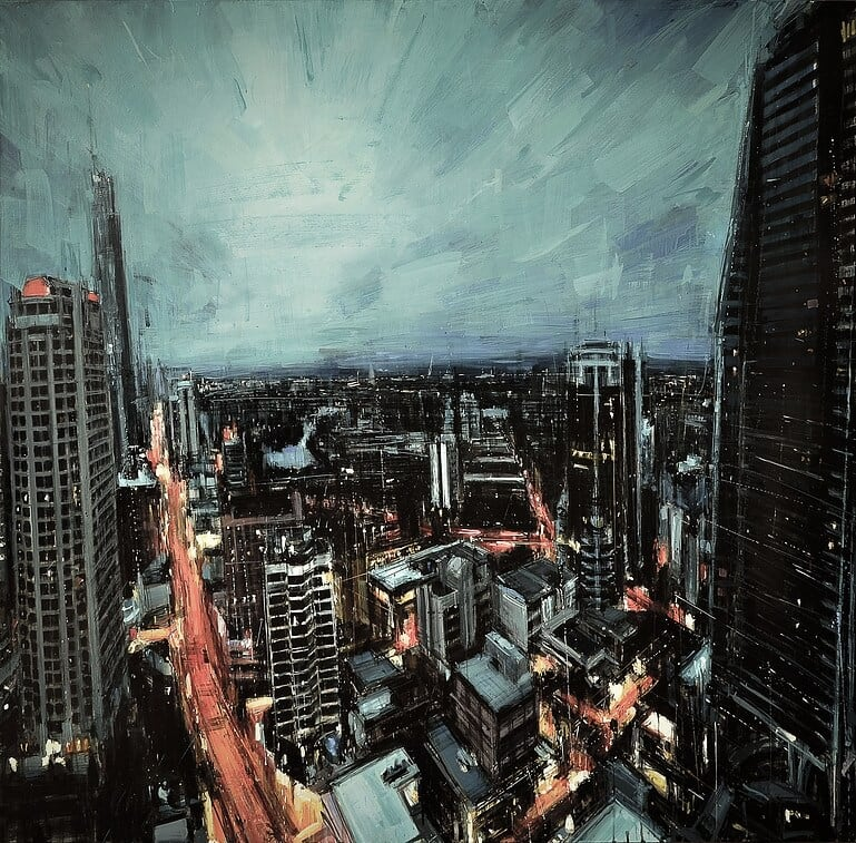 74521c375f07a32b75d7e0e73d7bfcc683cbb5e5 860 - Blurred Cityscapes that Depicts The Pulse of a Metropolis