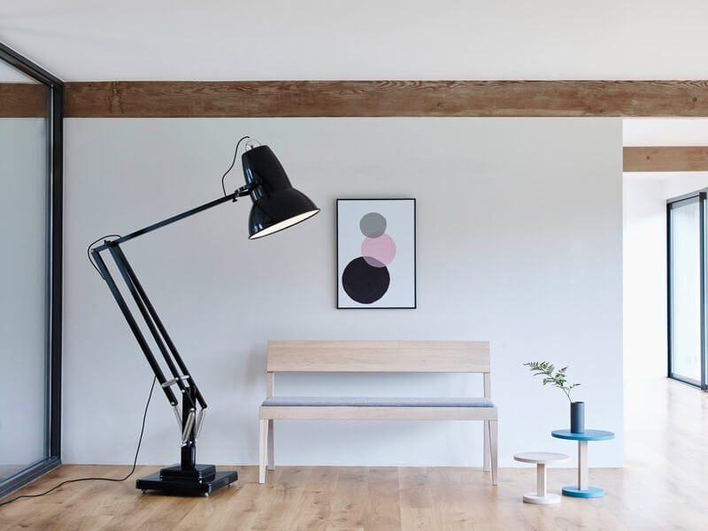 Collection of Iconic Anglepoise Lamps -lamps, furniture