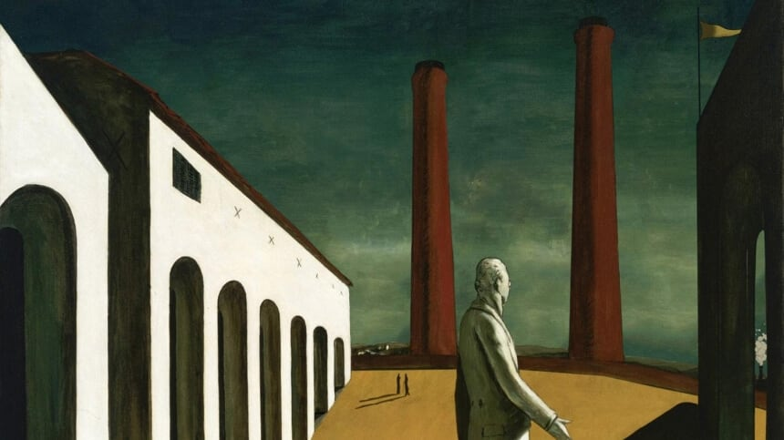 De Chirico Famous Paintings