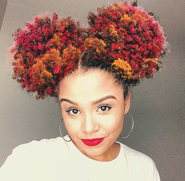 Artist transforms afro hairstyles into flowery galaxies to remind afro hairstyle black girl magic pierre jean louis urmus Gallery