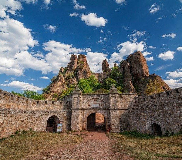 Beautiful Scenery From The Little-Known Country Of Bulgaria -landscape