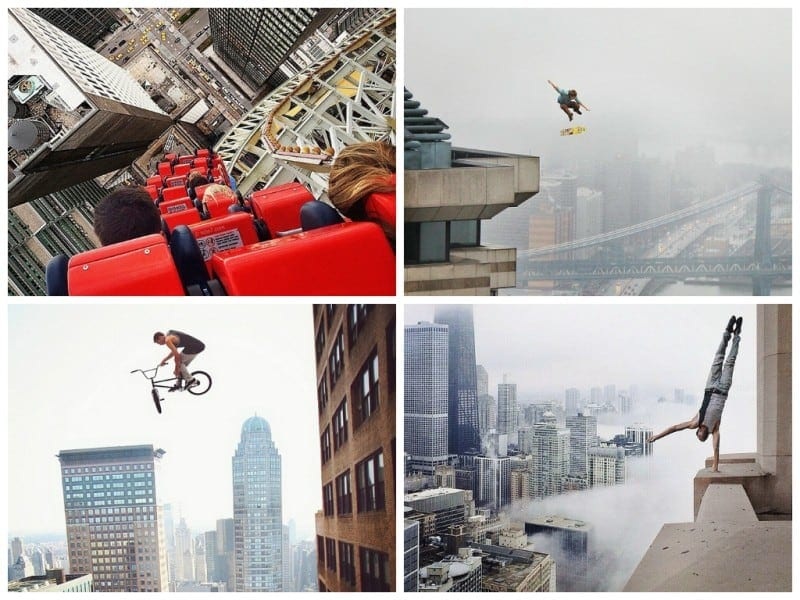 Extreme Photo Manipulation of Robert Jahns -Photoshop, extreme, collages, bicycle