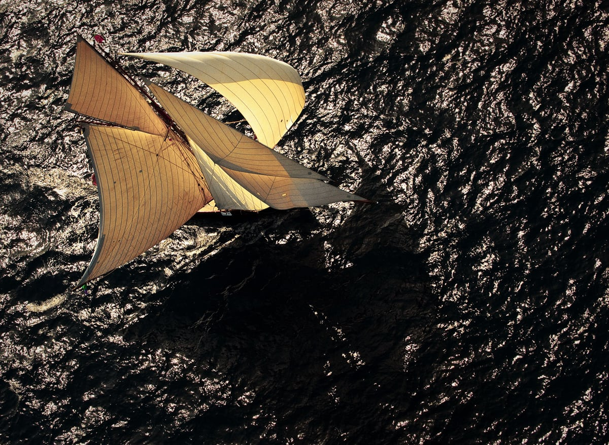 Exciting Freedom of Sailing by Kurt Arrigo -yacht, travel, photographer, ocean, lifestyle