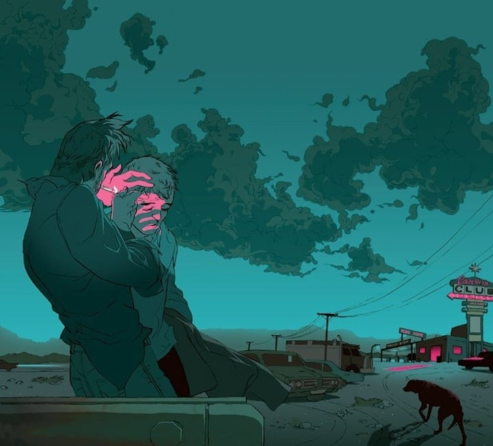 Striking Storytelling Illustrations by Tomer Hanuka -