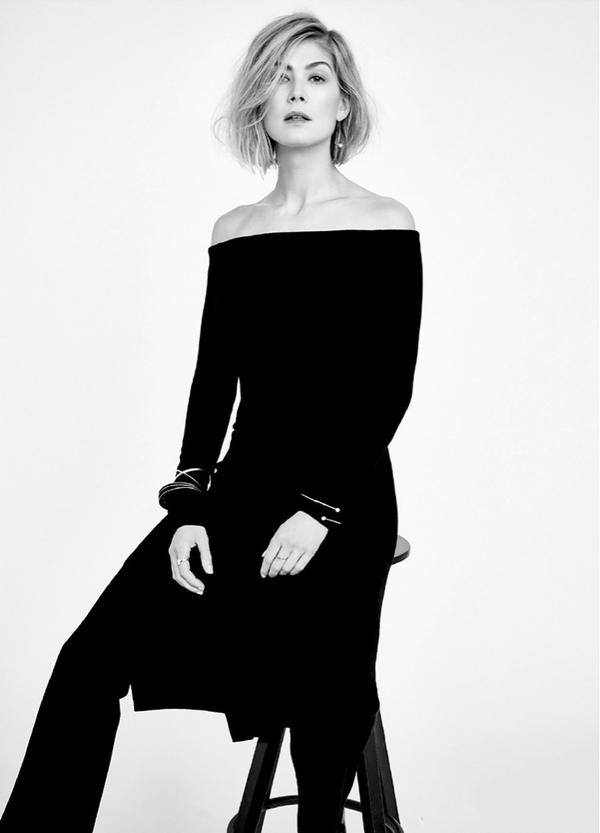 Rosamund Pike for Modern Weekly 2015 -photoshoot