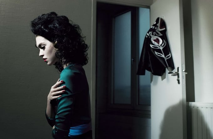 Photographer Willy Vanderperre -Willy Vanderperre, fashion-photographer