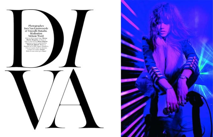 37772 Freja Beha Erichsen by Inez Vinoodh for Vogue Paris DesignSceneNet 01 - Vogue Paris - Shelter Supermodels