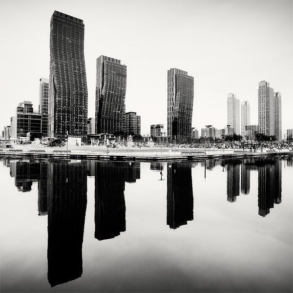 Photographer Martin Stavars -poland, cityscapes, cities, black and white