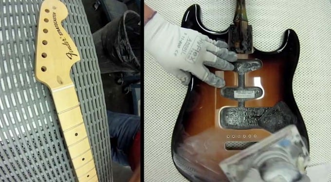 How it's made: Fender -Video