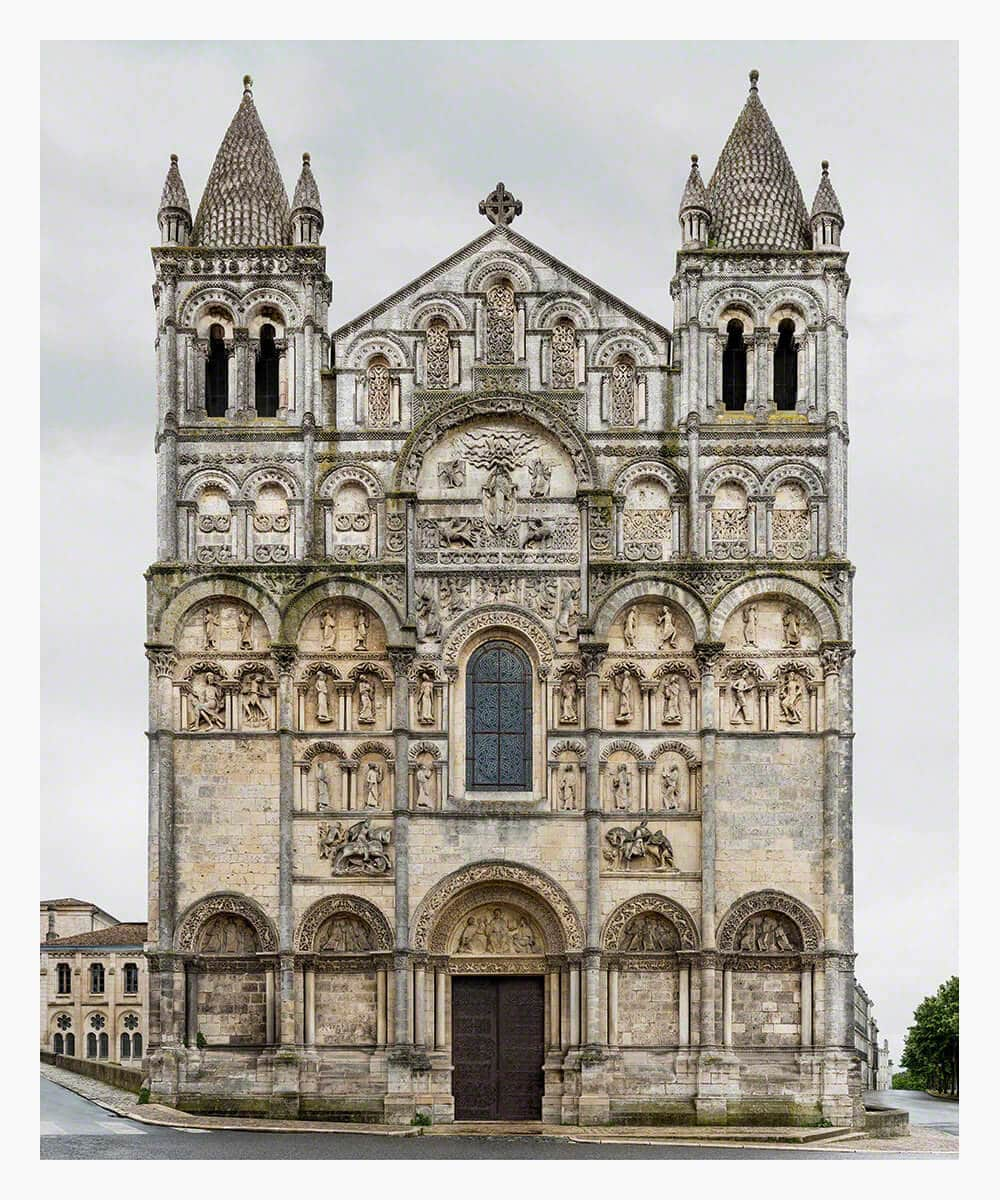 Towering Photographs Shows Beauty of Gothic Architecture -travel, photography, architecture