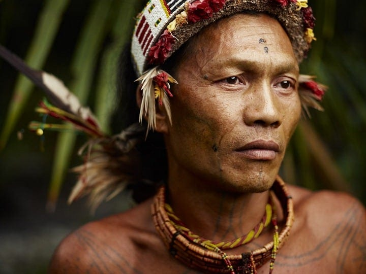66 - Deep in the Jungle with the Mentawai tribe, Siberut, Indonesia - Joey Lawrence