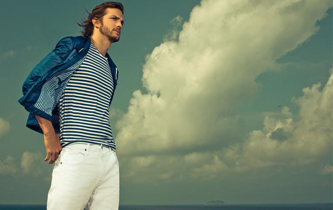 694c7 colcci spring summer 2012 13 02 - Colcci Retains Ashton Kutcher and Alessandra Ambrosio for Another Season's Campaign