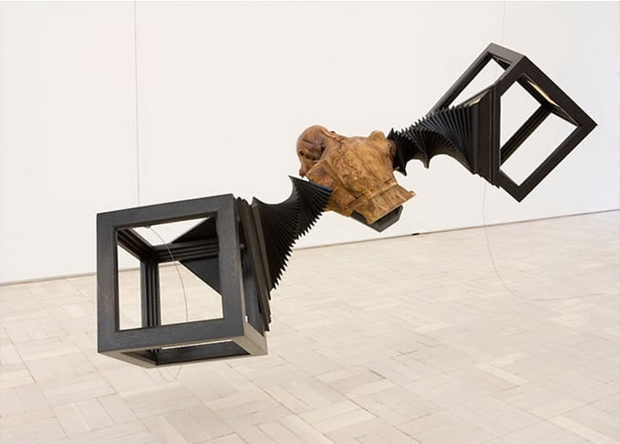 Contemporary Artist Wim Botha -sculptures, installations, contemporary art