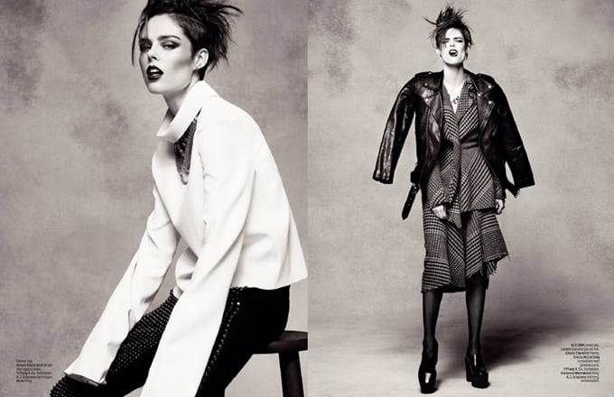 Coco Rocha for L'Officiel Netherlands -style, photographer, models, model, canadian