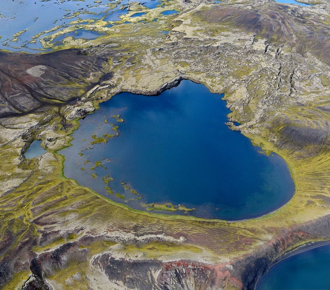 Andre Ermolaev 17 - Aerial Photographs of Iceland by Andre Ermolaev