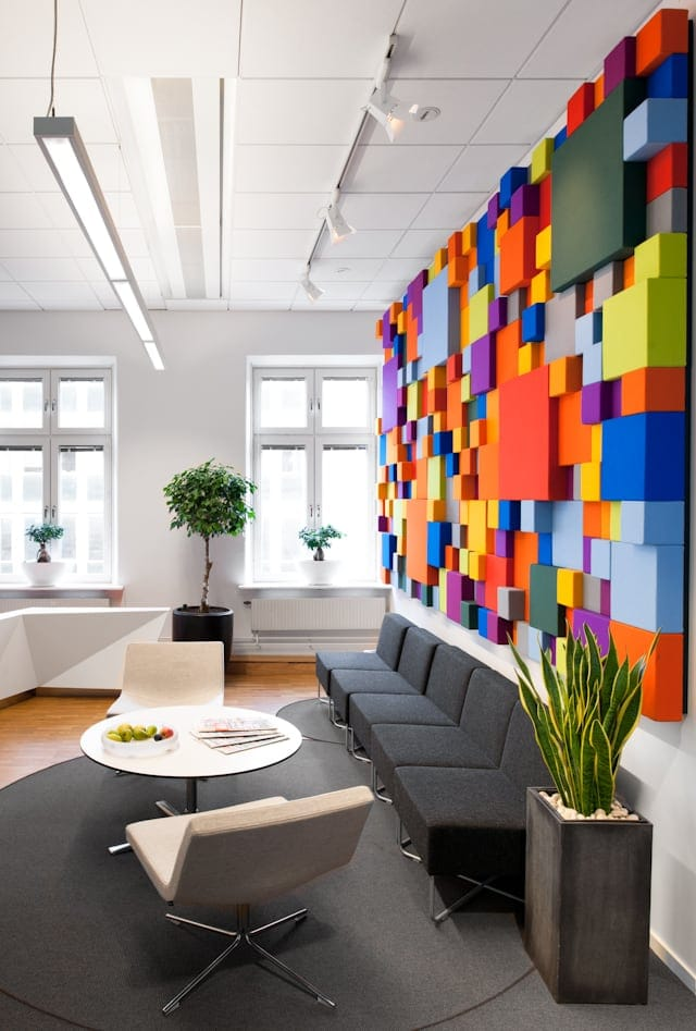 Handling The Interior Of An Office Space -office design, interior design