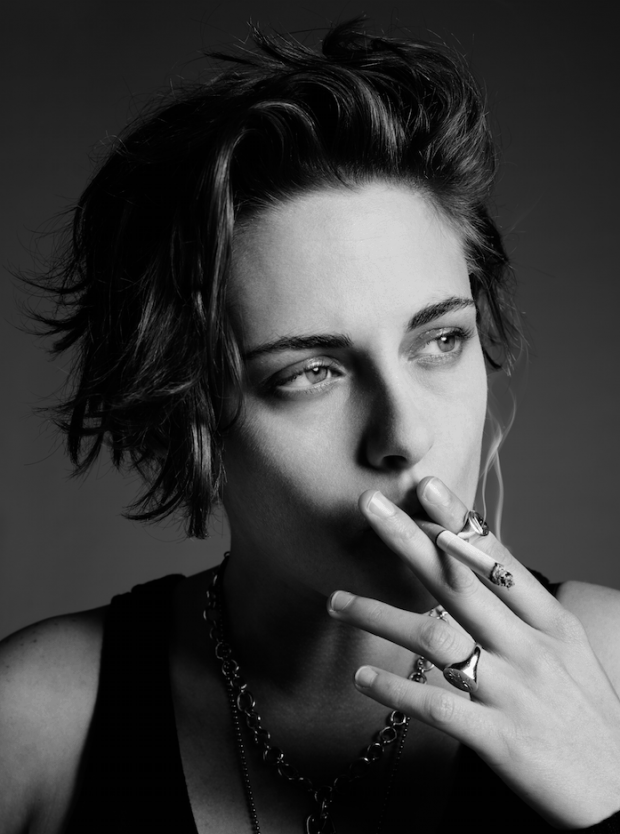 Kristen stewart covers wonderland magazines february march 2015