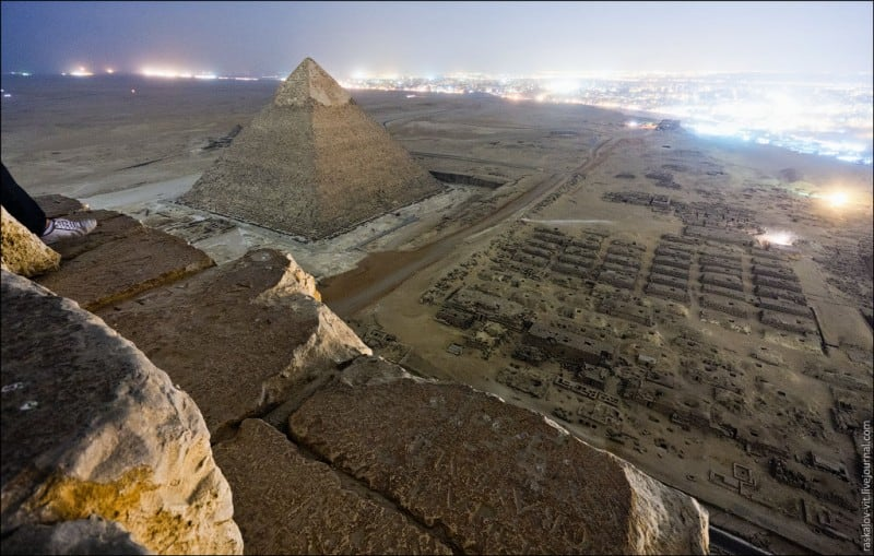 10 Most Wonderful Views From The Top Of Legendary Landmarks -travel, photography, nature, landmarks, earth, Beautiful