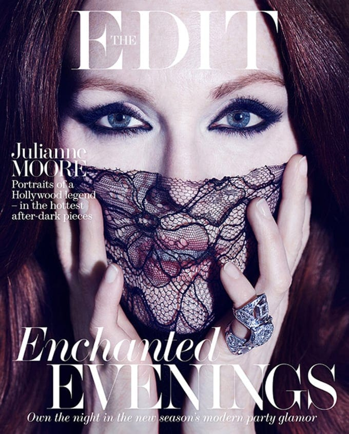 Julianne Moore for The Edit by Net-A-Porter -photographer, Julianne Moore, actresses, Actress