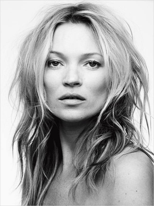 Kate Moss for Eleven Paris Advertising Campaign -supermodel, super-models, models, model, kate moss, advertising campaign