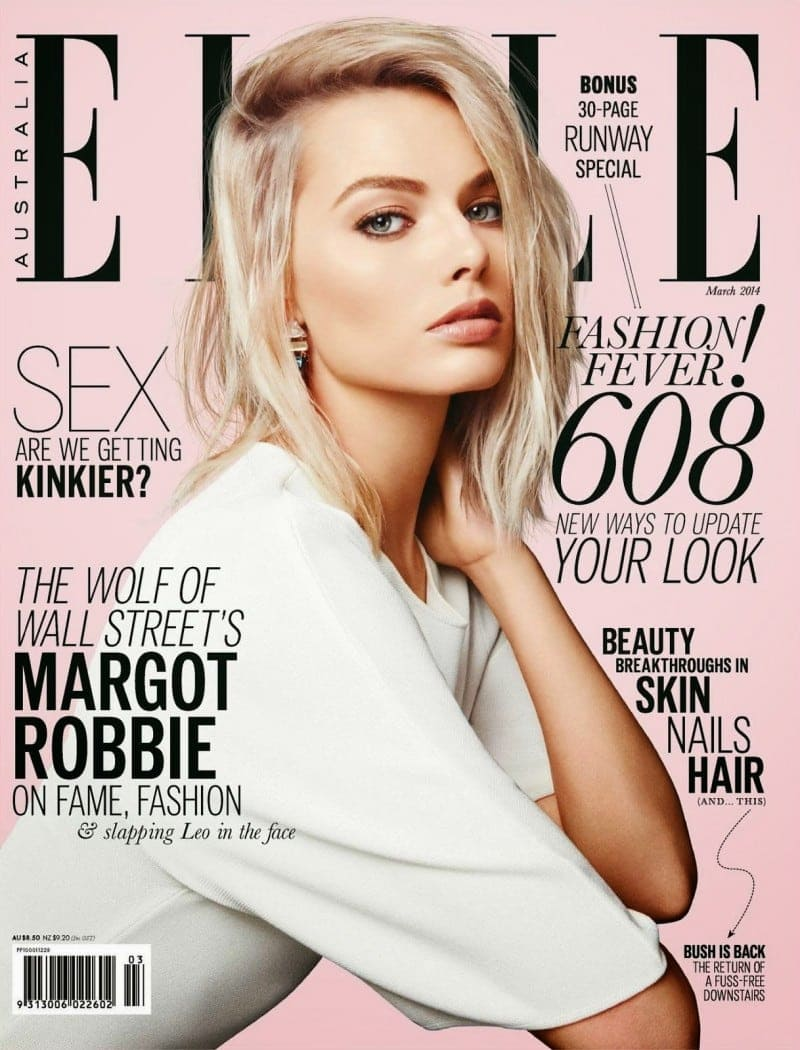 Margot Robbie for Elle Australia -photographer, movie, Kai Z Feng, Elle, actresses, Actress