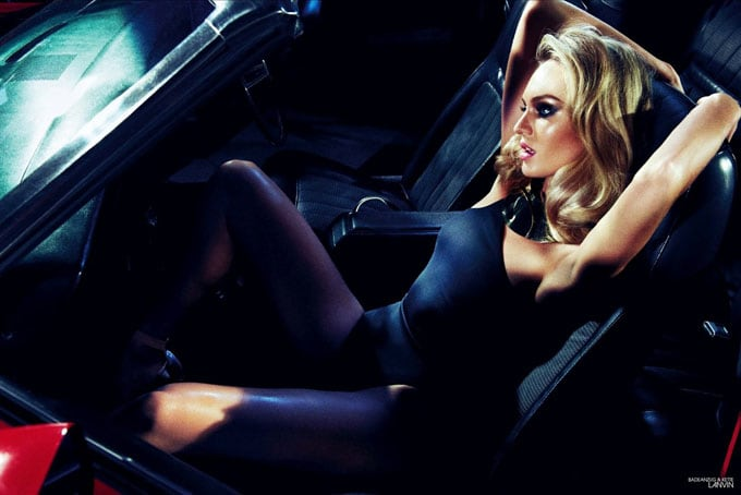 "Candice Swanepoel for ""Interview"" -photo-shoots, Interview Magazine, Candice Swanepoel"