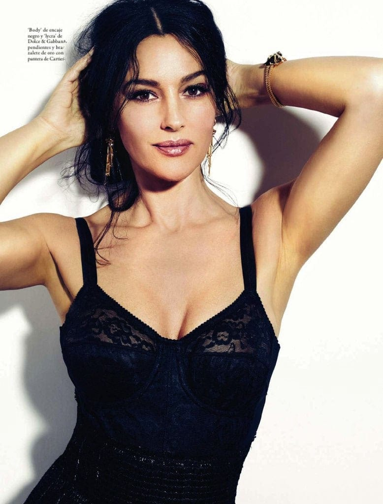 Monica Bellucci for Elle Spain May, 2013 -Elle, actresses, Actress
