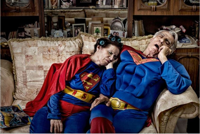 Photographer Shows Anyone Could Be A Superhero In His New Photo Series -superheroes, photo-project