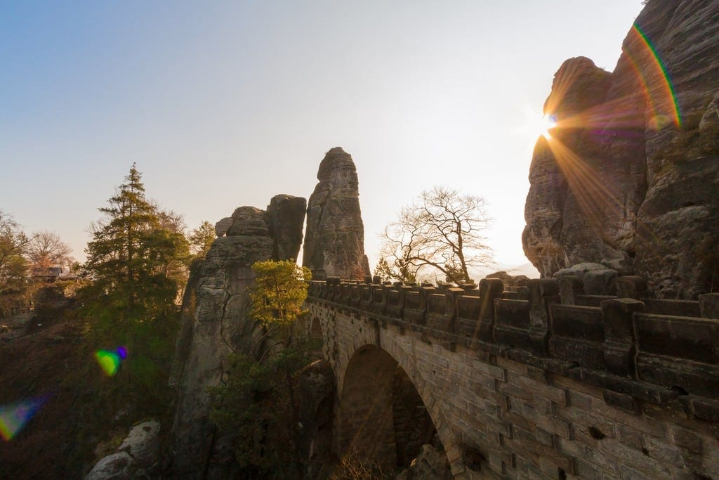Amazing Photos of Bastei bridge in Germany -photography, germany, earth